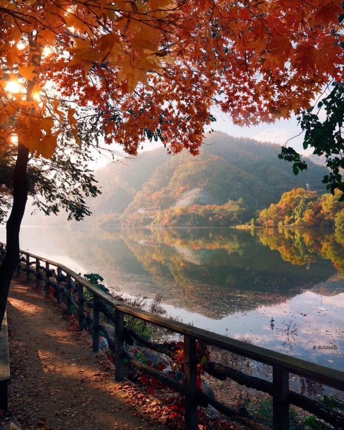 Красивые фотографии из путешествий Dotz Soh