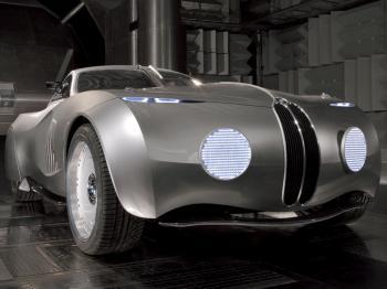 BMW обнародовал марку нового концепта BMW Mille Miglia