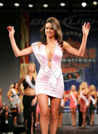 Мисс Hooters 2007