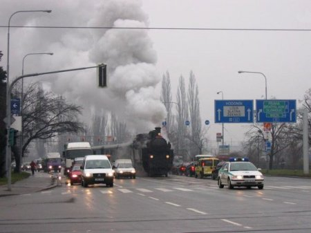 Поезда вместо трамваев