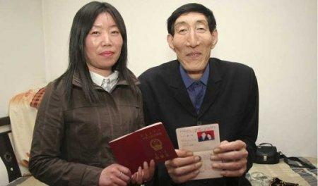 Самый высокий человек в мире наконец-то нашел себе невесту!