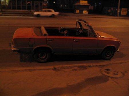 Дьявол водит Lada! (7 фото)