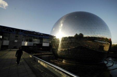 La Geode - чудо Парижа (19 фото)