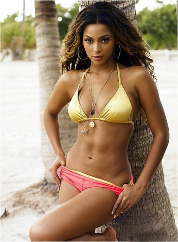 Beyonce для журнала Sports Illustrated (20 фото)