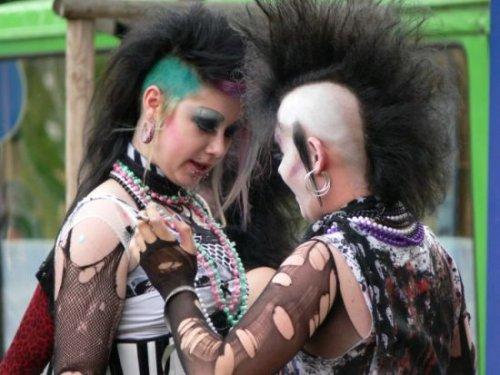 Фестиваль готичной музыки (34 фото)