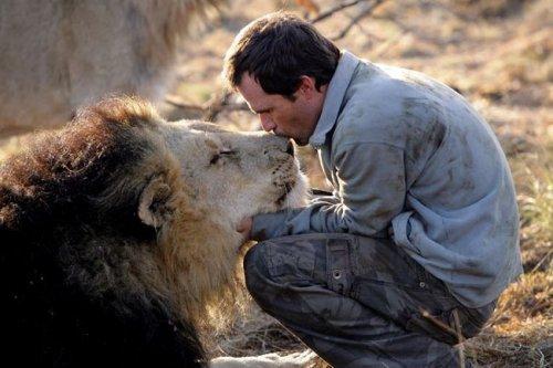 Он знает язык животных