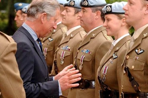 Принц Чарьз -- второй Буш? (5 фото)