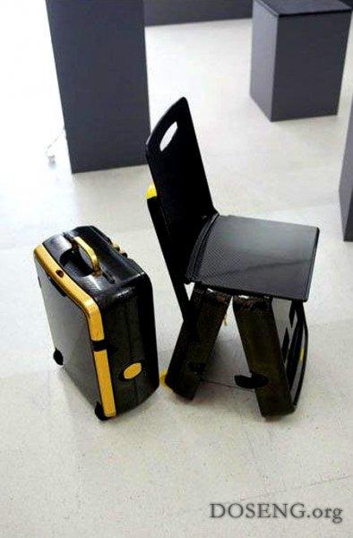 Переносной стул